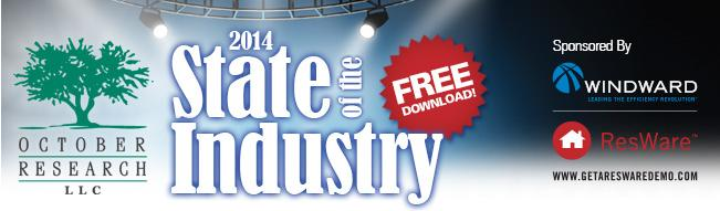 2014 State of the Industry Free Download